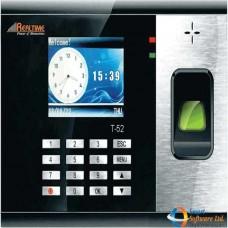 Realtime T52 Biometrics  Attendance Device